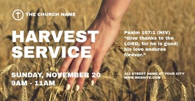 Harvest Autumn Church Facebook