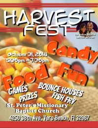 Harvest fest fun