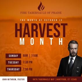 Harvest Month