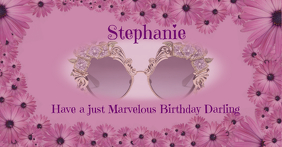 Have a just Marvelous Birthday Darling
