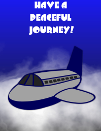 Have a peaceful journey