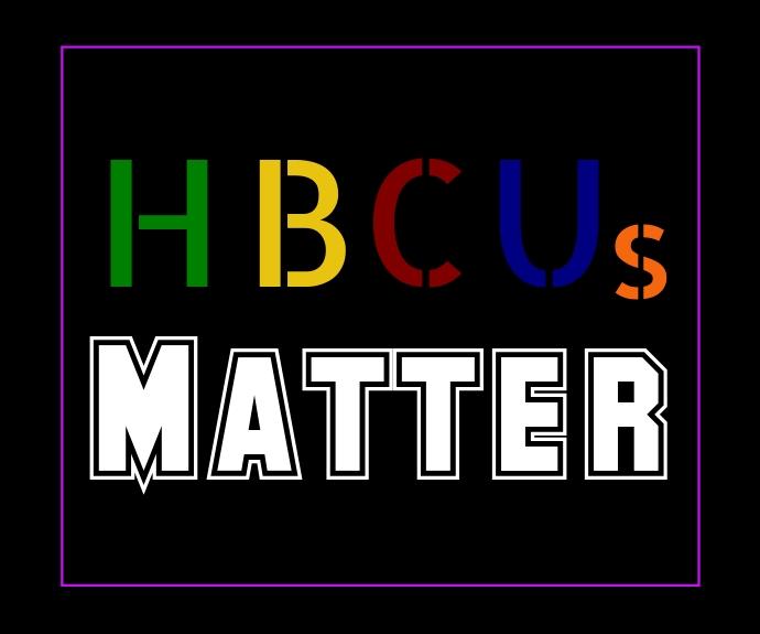 HBCU Matters Retângulo médio template
