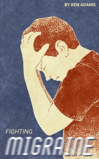 Headache Migraine Book Cover Template