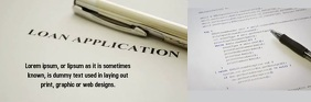 HEADER FLYER DESIGN Заголовок эл. почты template