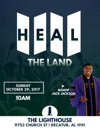 Heal The Land