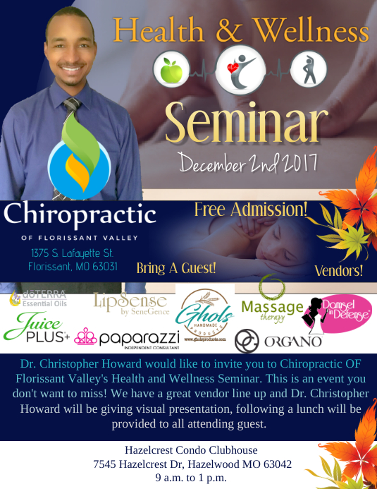 Health & Wellness Seminar