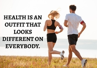 HEALTH AND LOOK QUOTE TEMPLATE A1