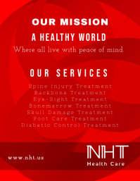 Health Care (Red Theme)