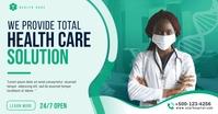 Health Care Facebook Shared Post Temp.. template