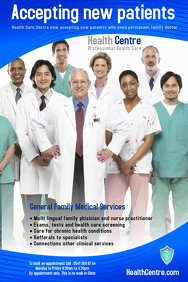 Health care poster 3