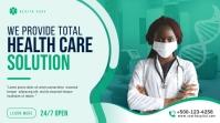 Health Care Twitter Post Temp.. Iphosti le-Twitter template