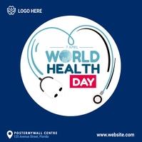 Health Day Template Instagram Plasing