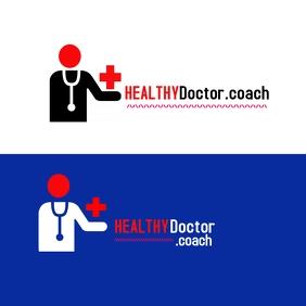 Health Doctor Coach Logo