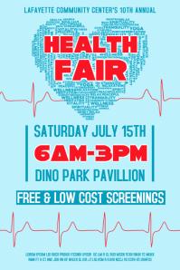free health flyer templates