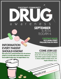 Customizable Design Templates For Drugs Postermywall