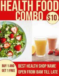HEALTH FOOD COMBO
