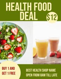 health food deal