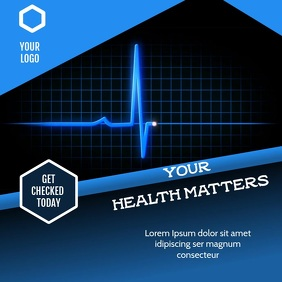 HEALTH MATERS VIDEO TEMPLATE