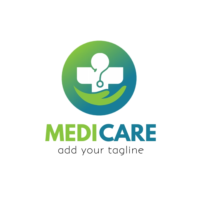 Healthcare | Medical | Hospital Logo template