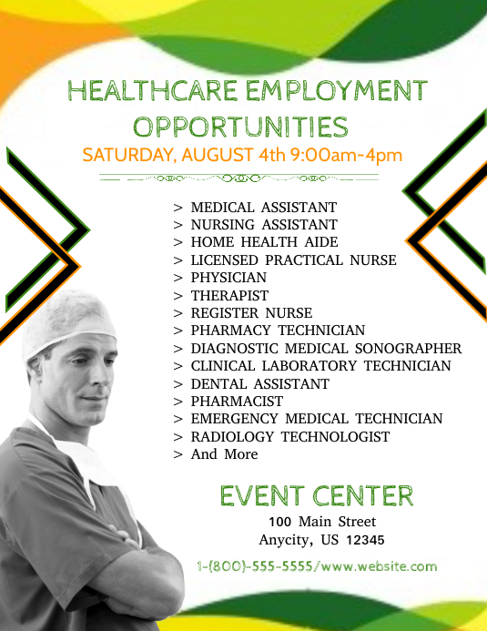 Healthcare Employment Opportunities