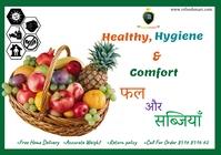 healthy, hygiene & comfort