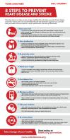 Heart Disease Prevention Banner Template
