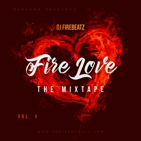 Heart Fire Love The Mixtape Vol.1