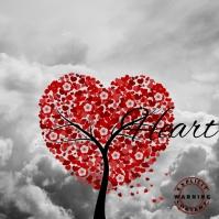 Heart Love Trap Mixtape/Album Cover Art