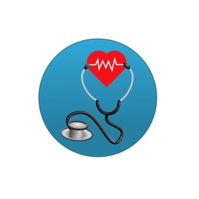 Heart Specialist Логотип template