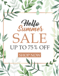 hello summer sales