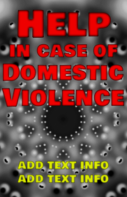 help in case of domestic violence