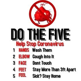 Help Stop Coronavirus