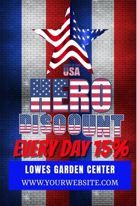 Hero Discount