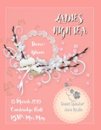 High Tea Event