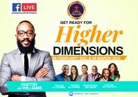 Higher dimension Carte postale template