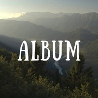 Highlands Forest album cover video template