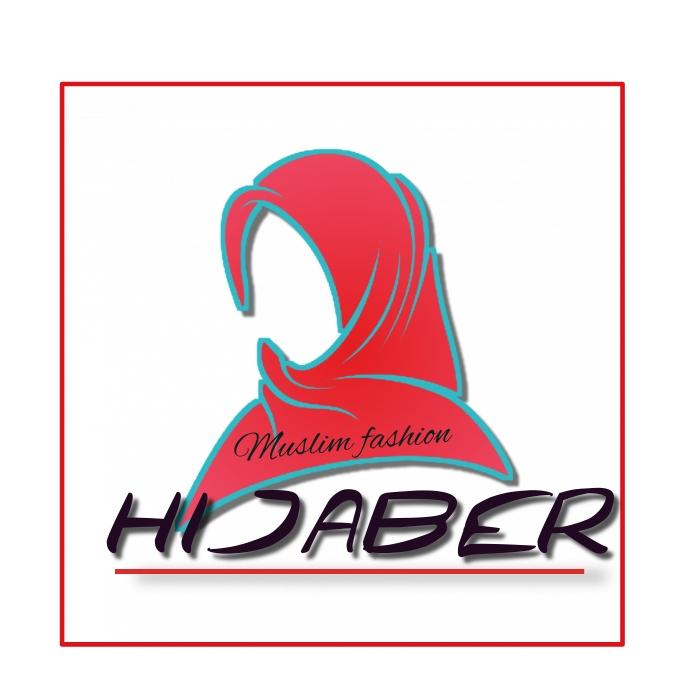 Hijaber Logotyp template