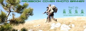Hiking Facebook Cover Image