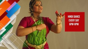 Hindi Dance -Navratri