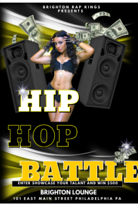 Hip Hop Battle