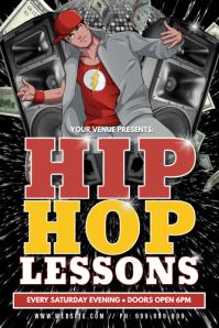 Hip Hop Battle Lessons