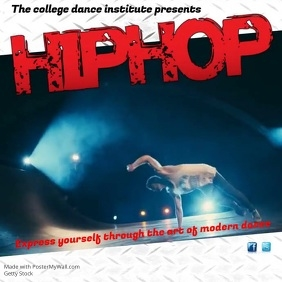 Hip Hop College Dance Instagram