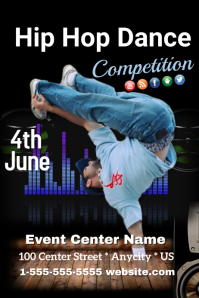 Hip Hop Competition Template