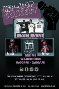 Hip-hop Concert