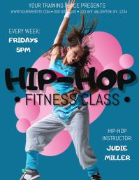 Hip-Hop Fitness Class
