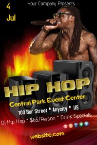 Hip Hop Template