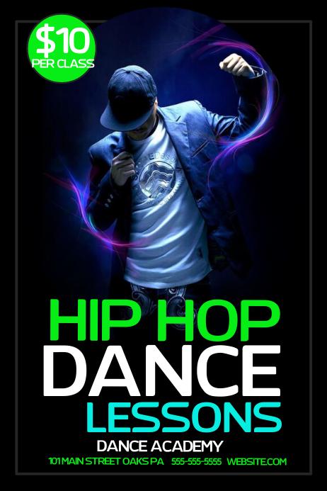 Hip Hop Lessons