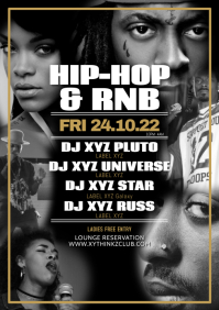 Hip Hop Party rnB R&B Party Club Music Oldschool Hiphop