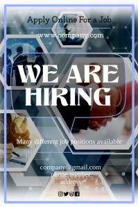 hiring flyer