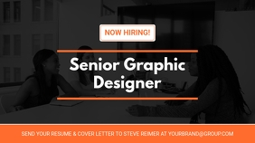 Hiring Graphic Designers Twitter Post Design